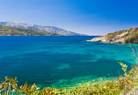 Samos in the NE Aegean islands of Greece: http://www.Greece-Travel-Secrets.com/Samos.html