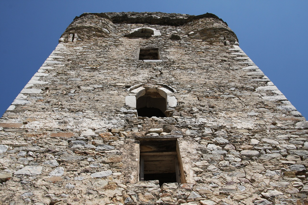 A Tower House in the Mani