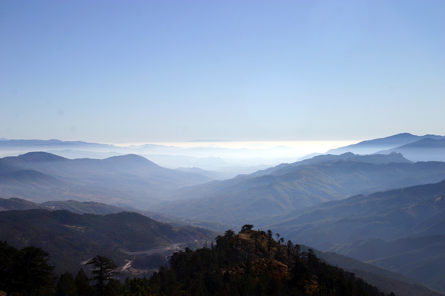 The Vikos Gorge