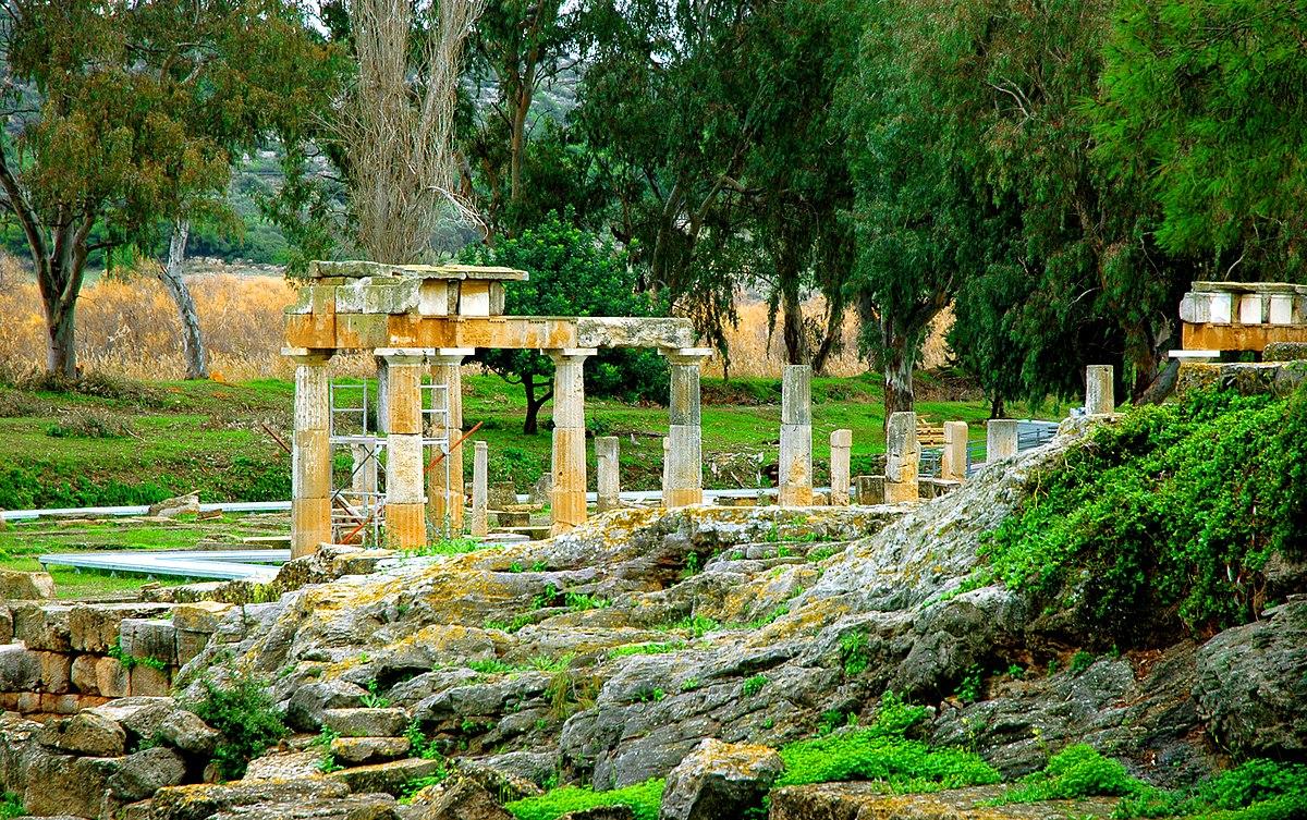 Vravrona, Attica Greece