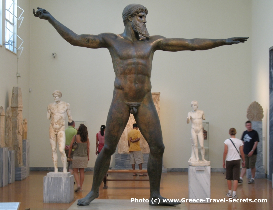 The National Archaeological Museum in Athens is one of the top ten things to do in Greece according to Greece Travel Secrets