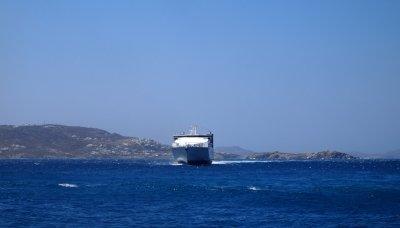 Greece Travel Secrets' Greek Ferry Guide, from https://www.greece-travel-secrets.com/Greek-Ferry-Guide.html