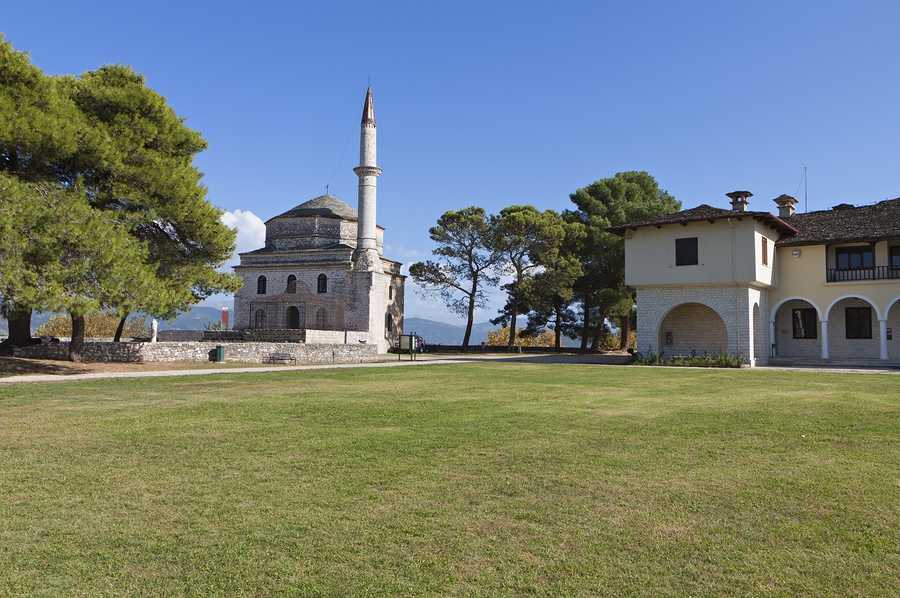 The Fethiye Tzami Mosque in Ioannina