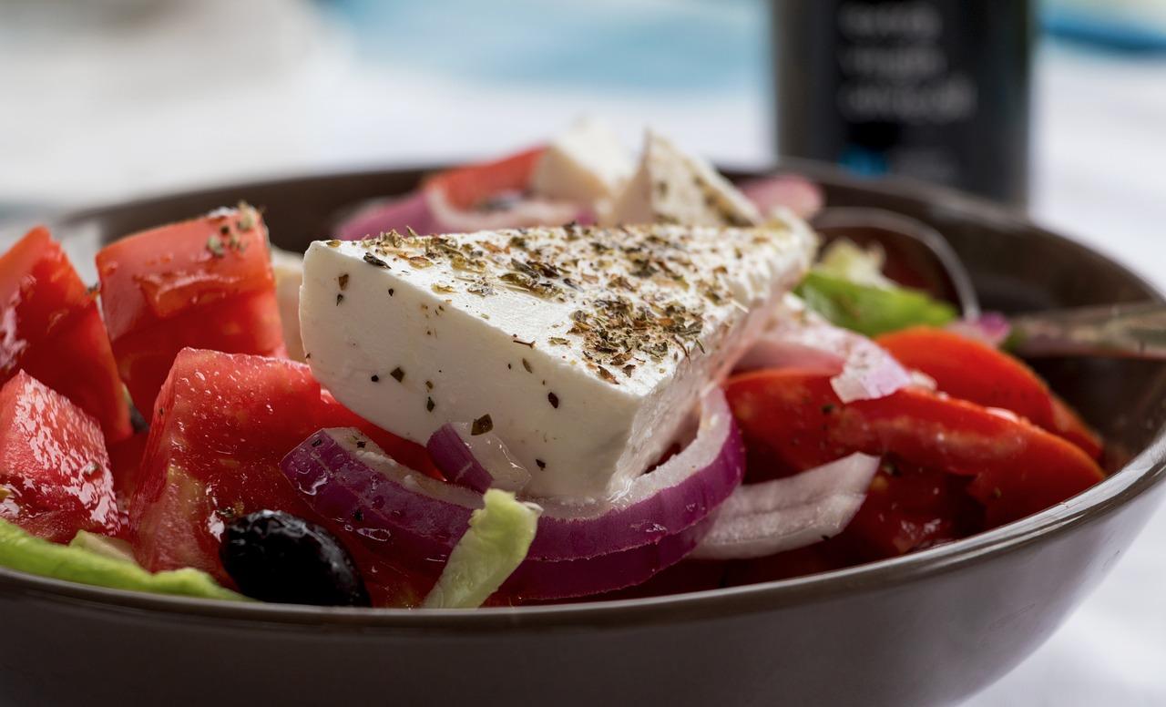 The Ubiquitous Greek Salad