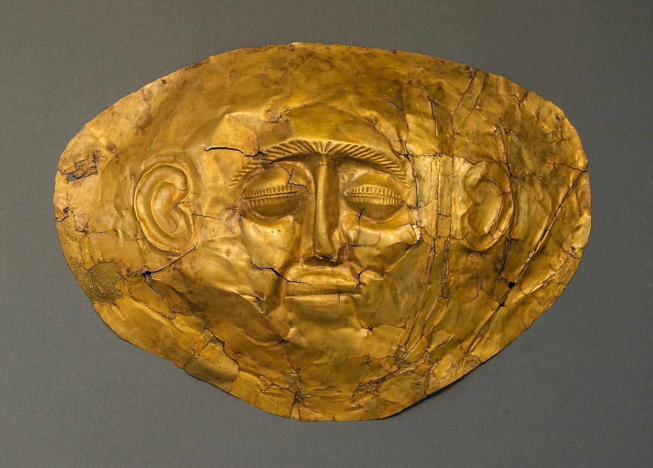 Mycenae Golden Mask