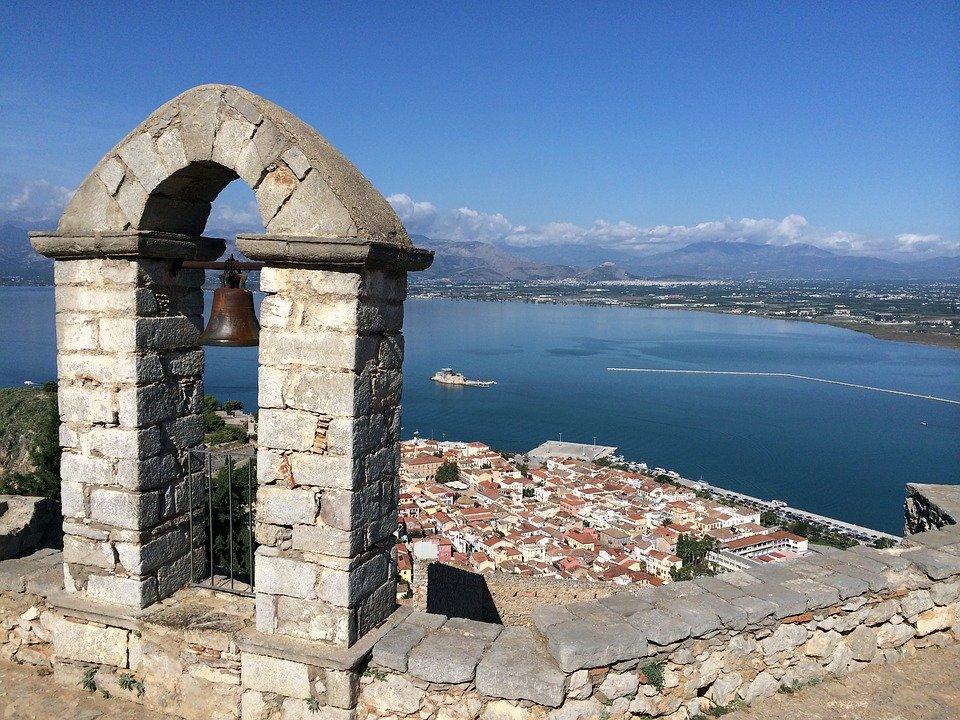 Nafplion in the Greek Peloponnese