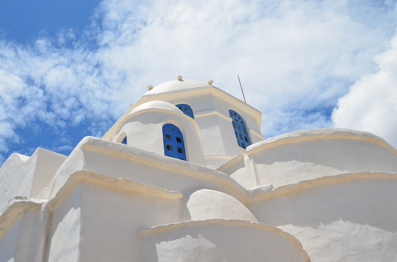 Church on Sifnos