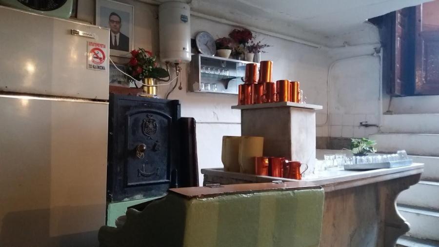 Diporto taverna in Athens