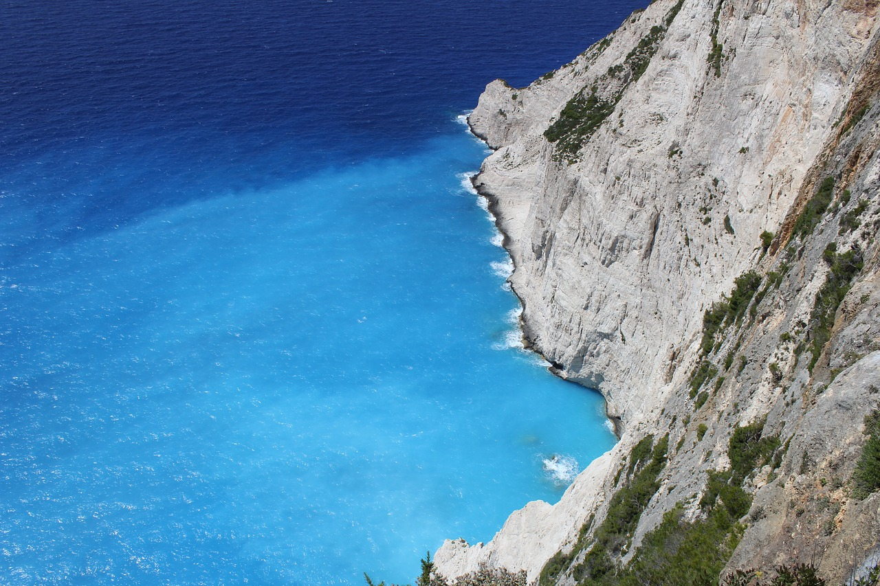 On Zakynthos in the Ionian Islands of Greece